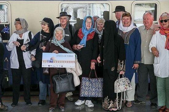 تصور گردشگران خارجی پس از سفر به ایران