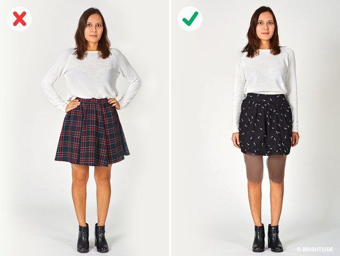 ست کردن لباس و اشتباهات رایج خانم ها