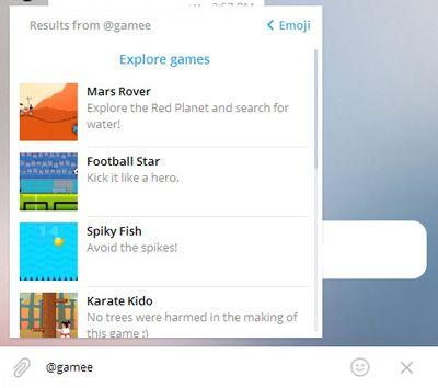 آشنایی با بازی های جدید تلگرامی