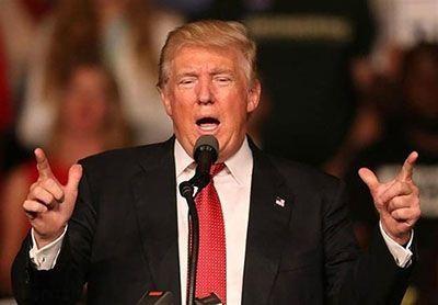 ترامپ درباره جذابیت زنان معشوقه اش نظر داد