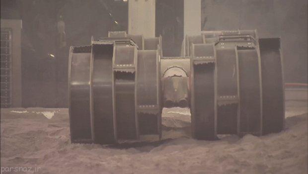 روبات جدید که به مریخ خواهد رفت