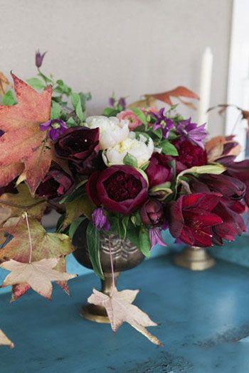 ایده های ناب برای دکوراسیون فصل پاییز