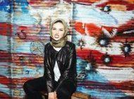 تصاویر دختر زیبا و جذاب مسلمان روی جلد مجله پلی بوی