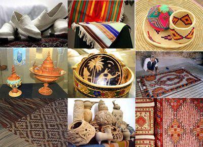 معرفی صنایع دستی مردم کردستان
