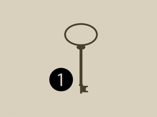 تست شخصیت شناسی از روی کلید