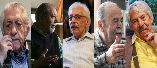 5 بازیگر مطرح در موج نو و قدیم سینمای ایران