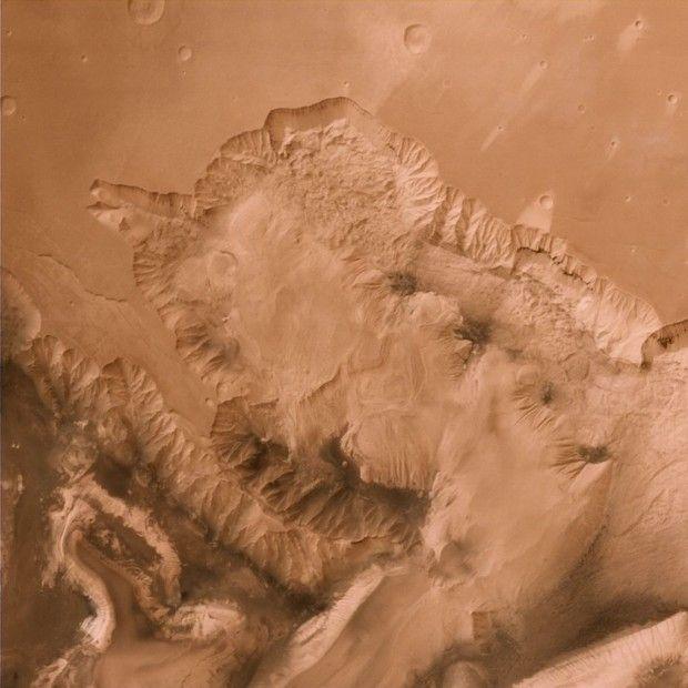 عکس های جدید از مریخ دیدنی و عجیب