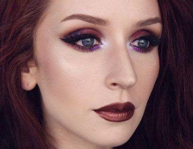 مدل های آرایش جذاب و جدید از Kayla Hagey