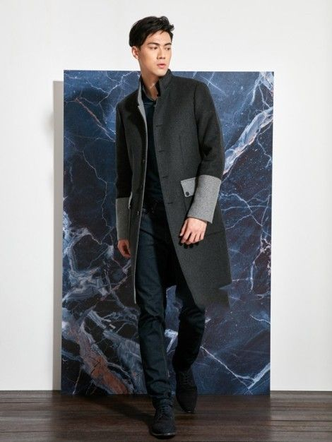 مدل لباس مردانه به سبک پاییز تیپ بزنید