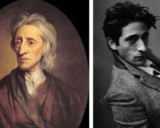 شباهت عجیب ستاره ها با افراد قدیمی در تاریخ (2)