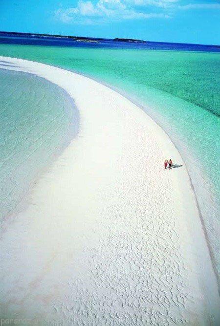 جزیره شخصی افراد معروف جهان را ببینید