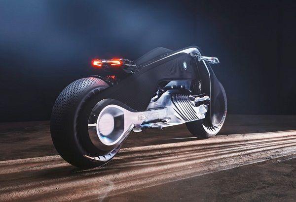 موتور سیکلت BMW متعلق به نسل آینده