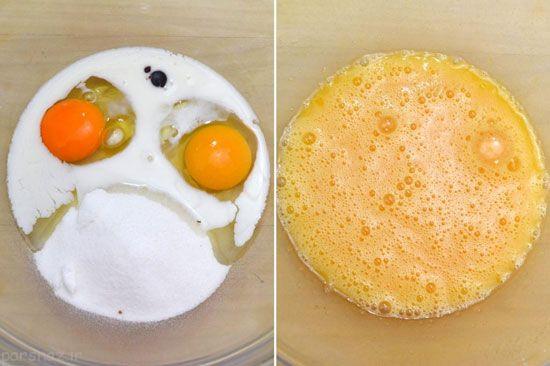 نان بستنی قیفی را خودتان درست کنید