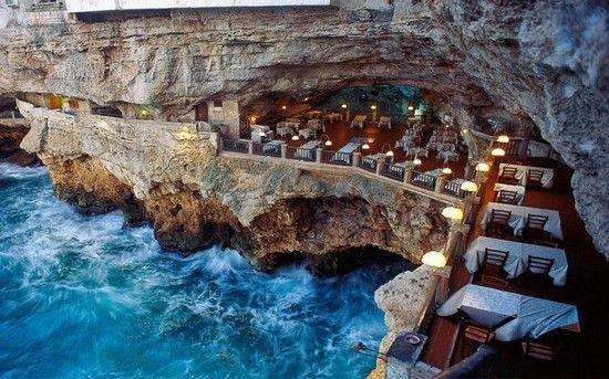 رستوران هایی با چشم انداز بی نظیر