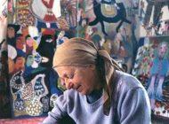 زنی که مشهورترین هنرمند خودآموخته ایران است