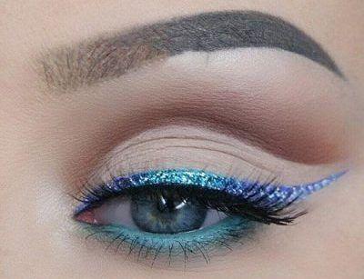 مدل های آرایش خط چشم زیبا و جذاب مدل ابرو