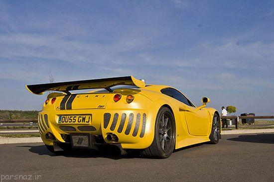 سوپر خودروهای تک در تمام دنیا