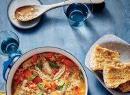 آموزش تهیه سوپ سبزیجات خوشمزه