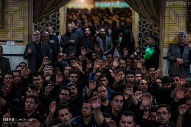 حسینیه اعظم زنجان قطب گردشگری مذهبی
