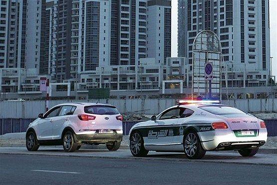 بهترین و بدترین ماشینهای پلیس دنیا +عکس