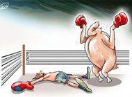 کاریکاتورهای زیبا و بامعنی درباره تورم و گرانی