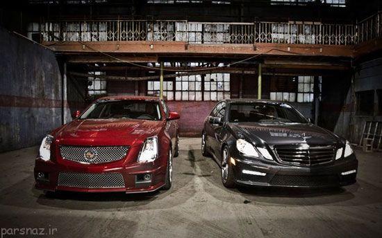 ماشین هایی با کمترین و بیشترین هزینه ساخت