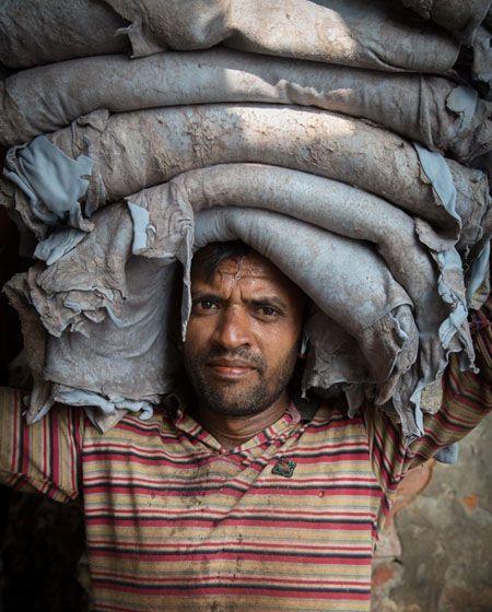 آلوده ترین شهر جهان را بشناسید +عکس