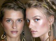 زیباترین مدل های آرایش صورت به وقت پاییز