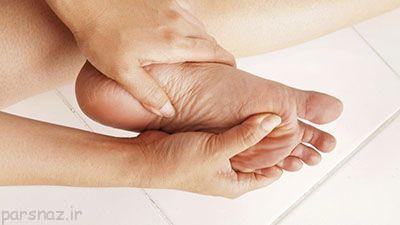 مراقبت از پاها در فصل سرد سال