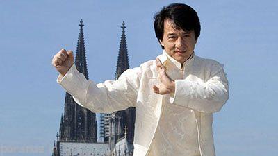 جکی چان مرد خستگی ناپذیر فیلم های رزمی