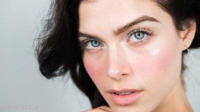 آموزش تصویری تازه کردن آرایش 3 دقیقه ای