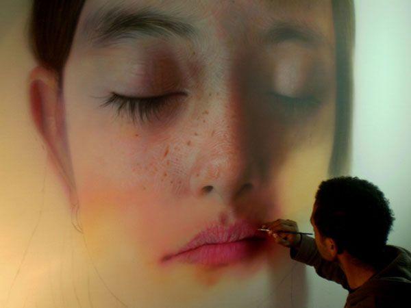 عکس های دیدنی از تابلوهای نقاشی بی نظیر