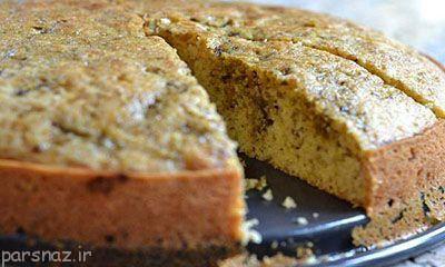 کیک روغن زیتون را حتما امتحان کنید