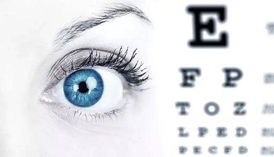 روش های خانگی برای تقویت بینایی