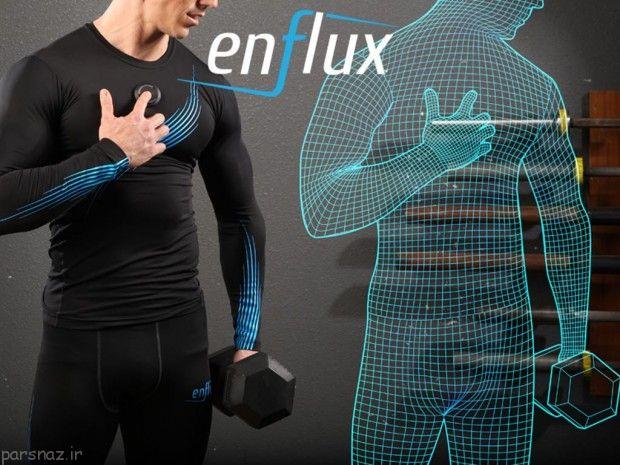 لباس های هوشمند در حال گسترش