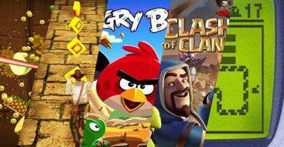هفت بازی عالی موبایلی تاریخ جهان
