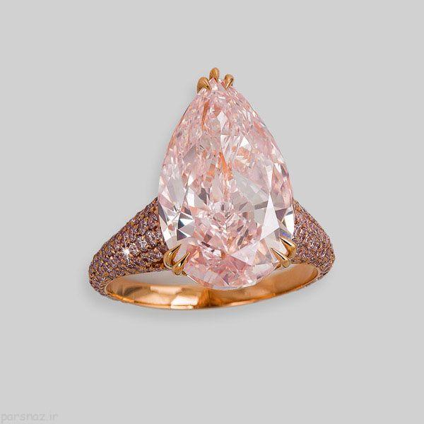 مدل طلا و جواهرات لوکس و زیبا برند David Morris
