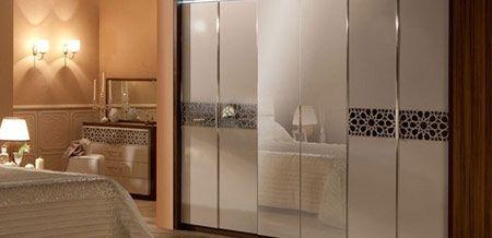 بهترین مدل های کمد دیواری طراحی داخلی