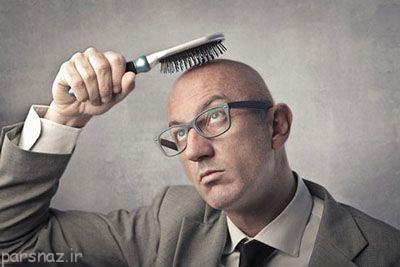 ریزش مو را با این روش ها رفع کنید