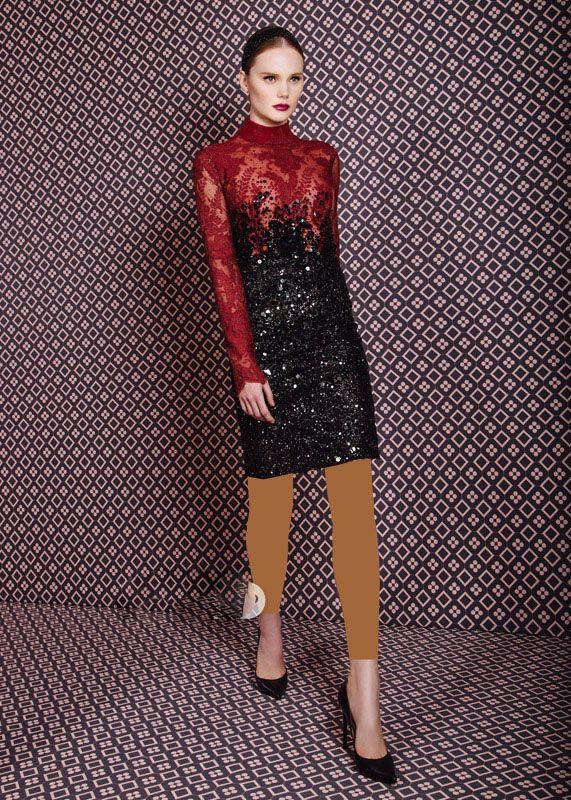 لباس مجلسی زنانه 2017 برند Georges Hobeika