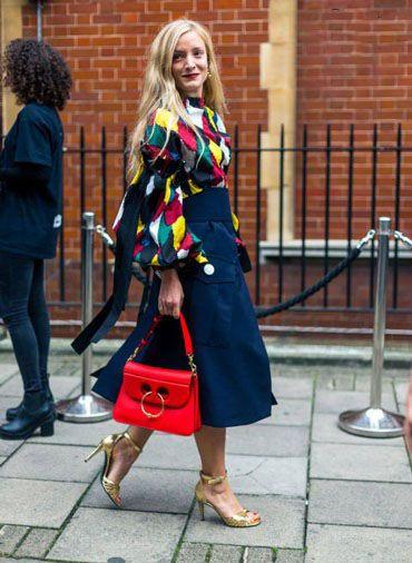 مدل لباس های جدید در هفته مد لندن