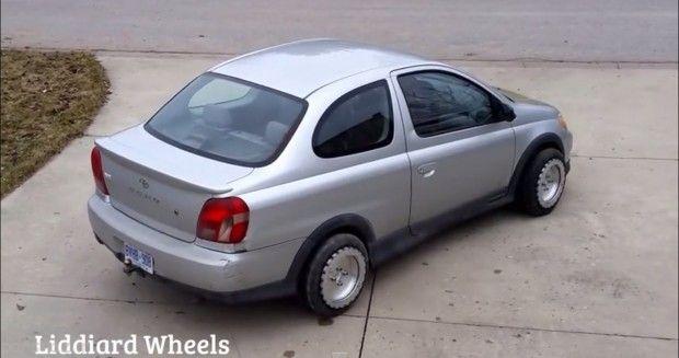 جدیدترین تکنولوژی مربوط به چرخ خودروها