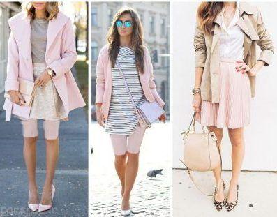 رنگ های لباس خود را با پاییز ست کنید
