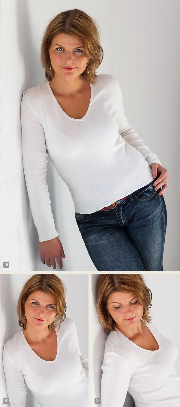مدل های زیبای ژست عکاسی زنانه