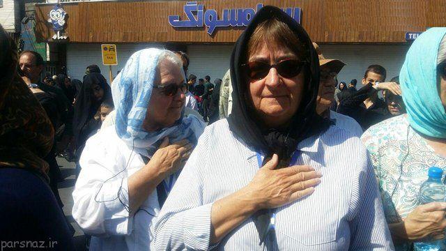 گردشگران خارجی هم در ایران عزاداری کردند
