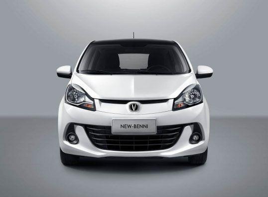 خودروی جدید سایپا از چین می آید