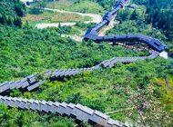 پله برقی چینی که در جهان رکورد زد