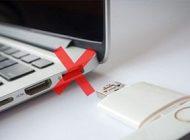مک بوک پرو و منسوخ کردن پورت USB
