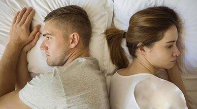 اوقاتی که شوهر علاقه ای به رابطه جنسی ندارد
