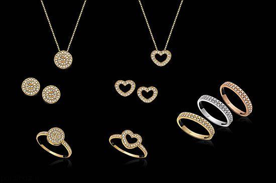 ست های جواهرات زیبا از برند Lulean Joias